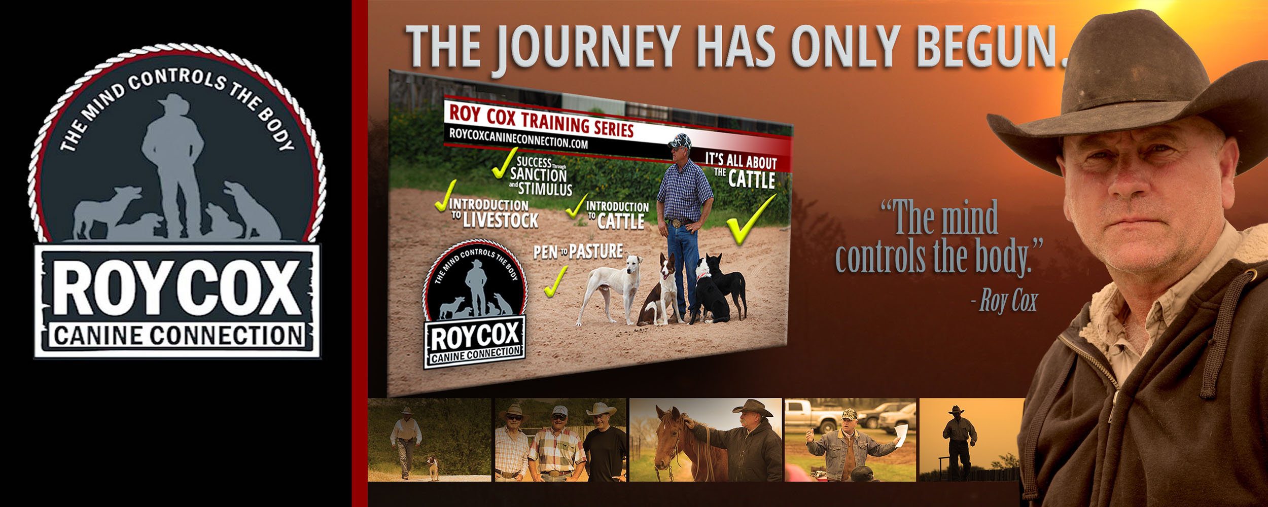 One-On-One Training with Roy Cox