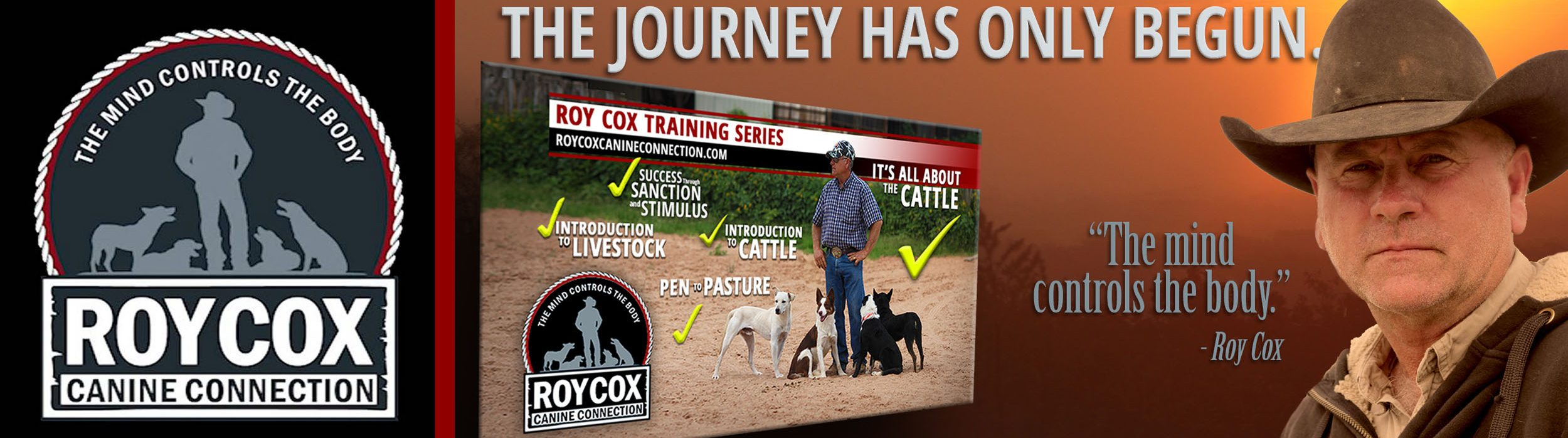 Roy Cox Canine Connection